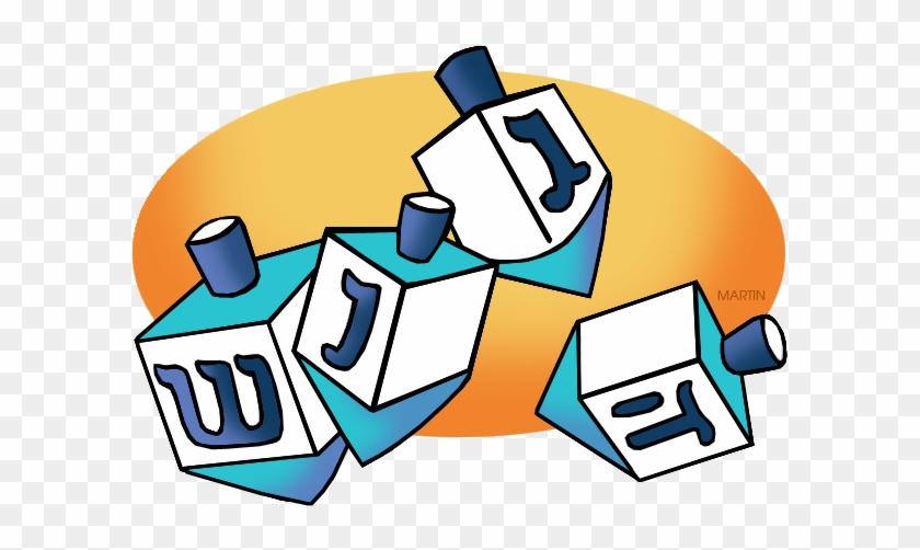 Free Hanukkah Clip Art - Hanukkah Clip Art #161423