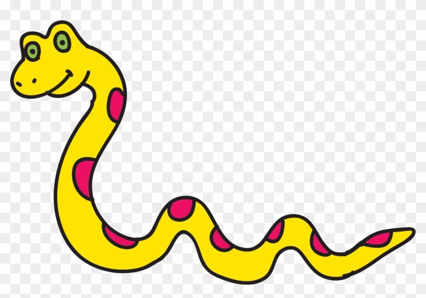 Rattlesnake Animation Clip Art - Clipart Snake Animated #162102