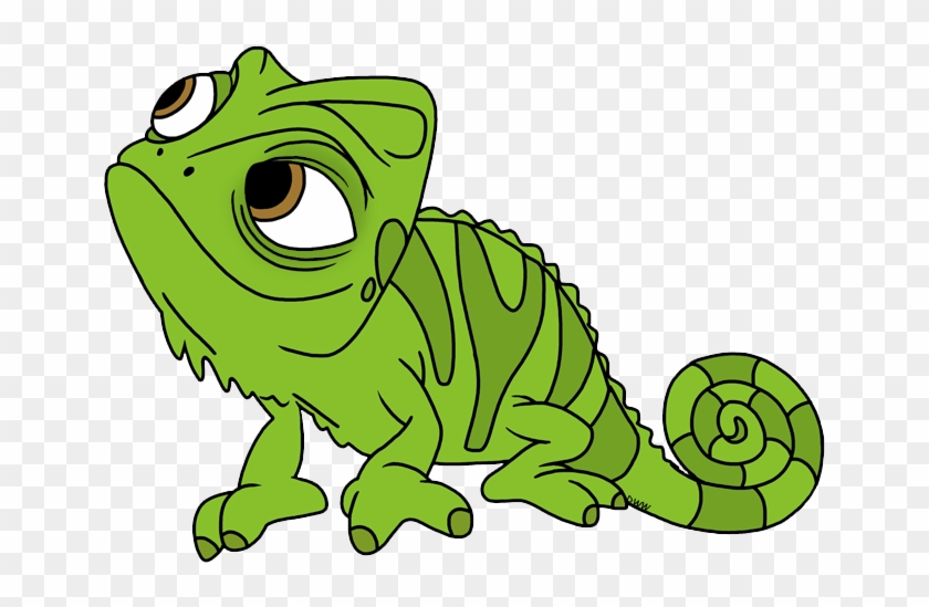 Chameleon Clipart Pascal Tangled Clip Art Pascal Free Transparent Png Clipart Images Download