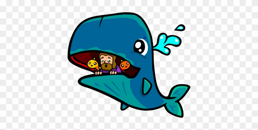 Jonah Clip Art - Jonah And The Whale Clipart #162501