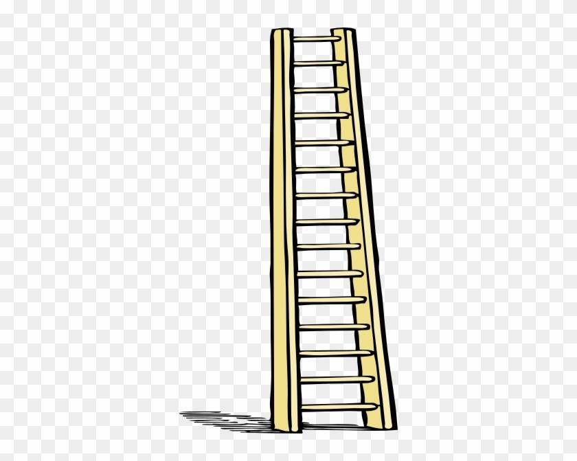 Ladder Plain Clip Art - Ladder Clipart Transparent Background #162614