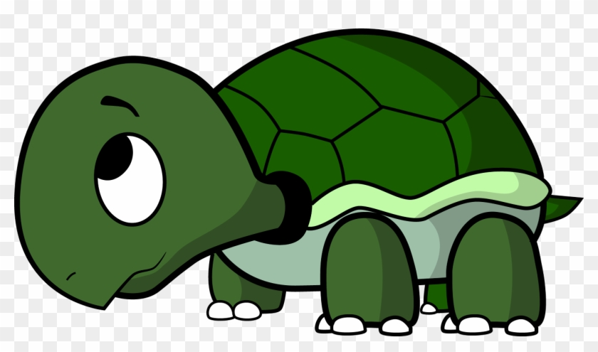 Cute Turtle Transparent Background Png Image - Animated Turtle #162641