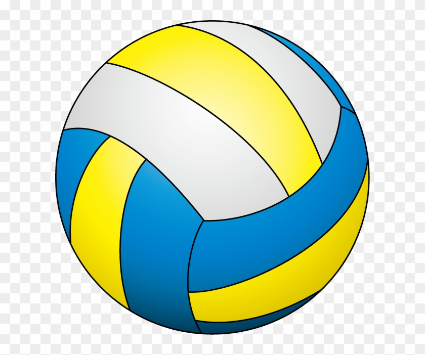 Volleyball Ball Png - Volleyball #162798