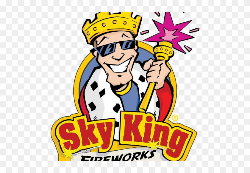 Sky King Fireworks #162869