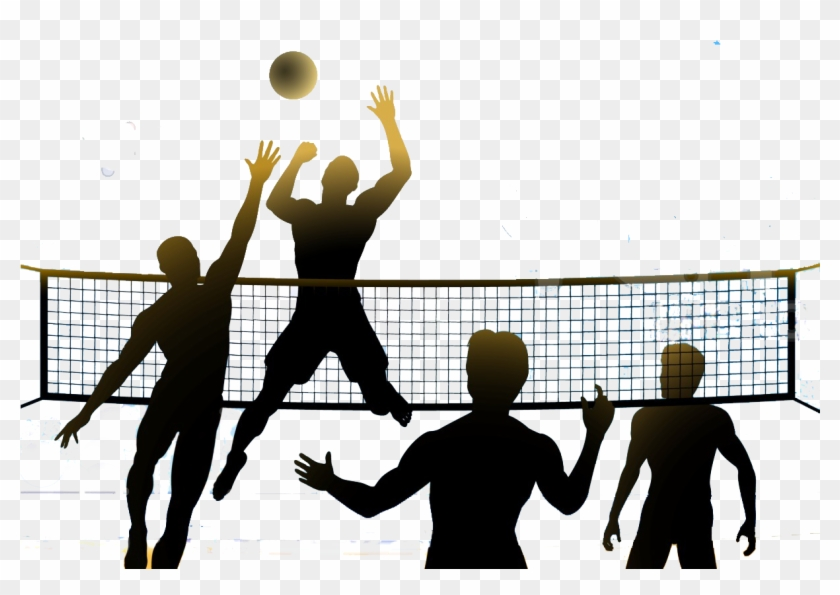 Volleyball Png Clipart - Volleyball Png #162890