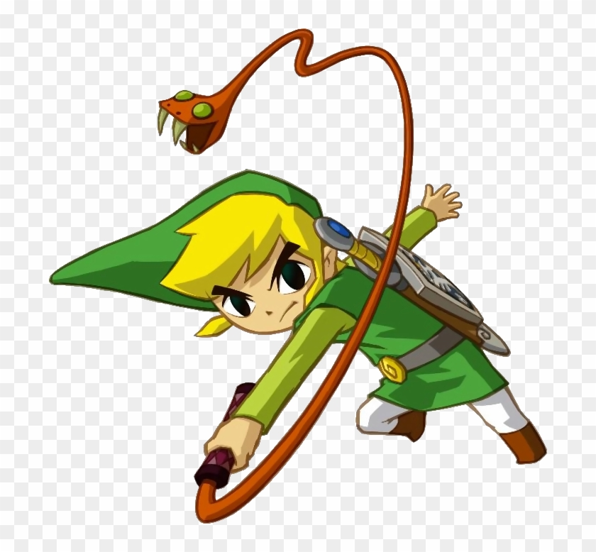 Legend Of Zelda Spirit Tracks Whip #162895