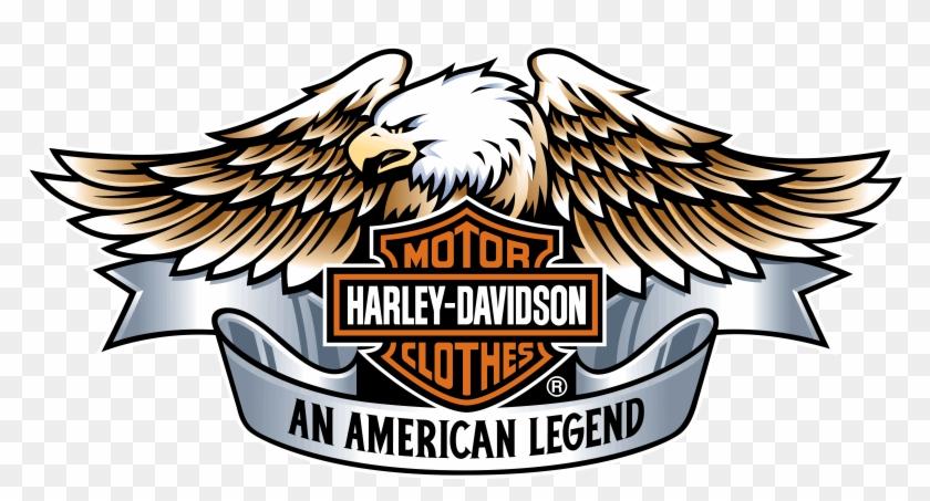 Free Vector Illustration - Harley Davidson Logo - Free ...