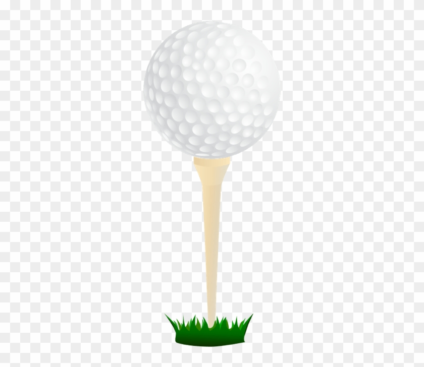 Golf Ball Clipart Transparent Golf Ball On Tee Free Transparent Png Clipart Images Download