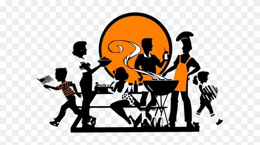 church cookout clipart clipartall black family picnic clipart