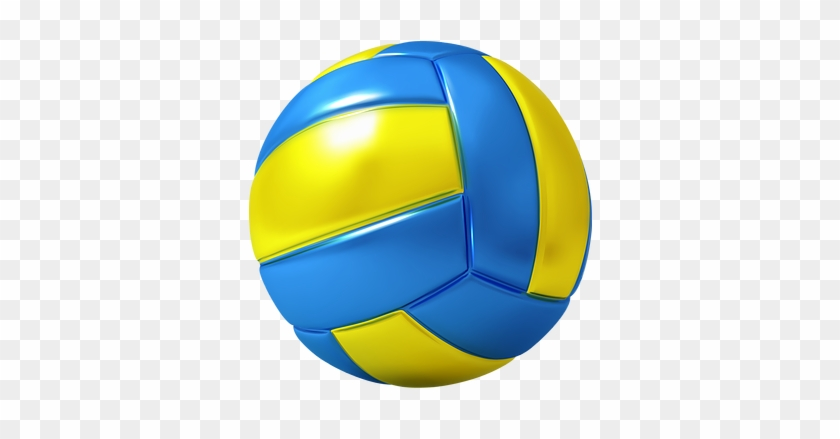 Volleyball, Volleyball Tours, College Volleyball, International - Volleyball Ball No Background #864025