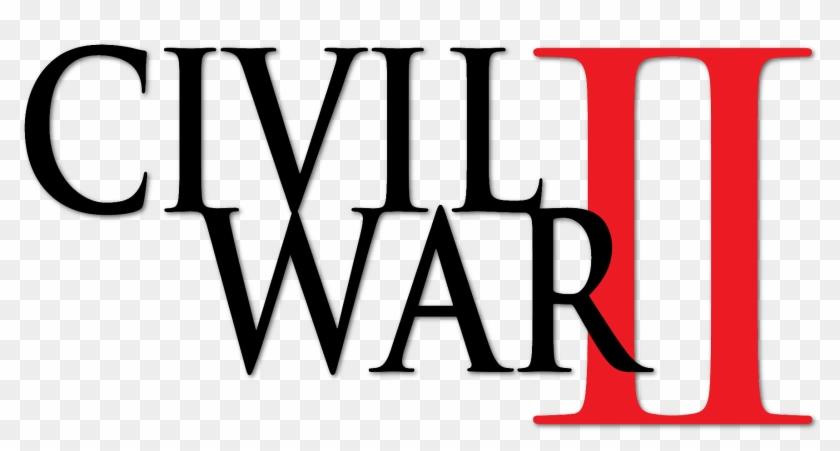 Civil War Ii Logo - Civil War Illustrated Prose Novel #864102