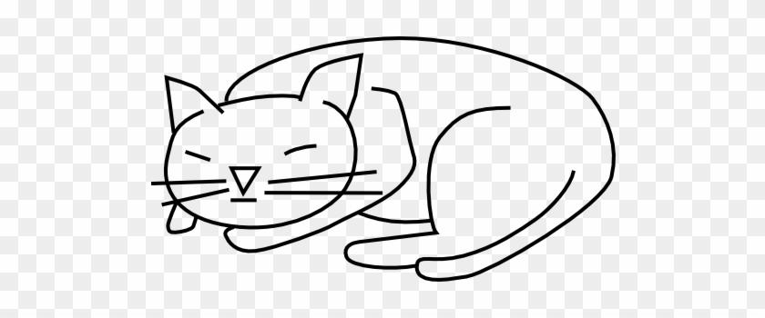 Sleeping Cat Cat Clip Art Free Transparent Png Clipart Images Download