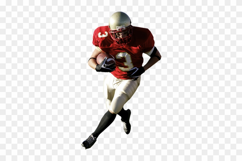 High School Football Player Png #864400