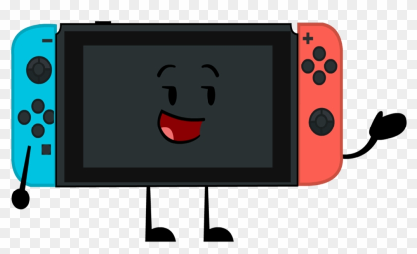 Nintendo Switch By Valcanomania Nintendo Switch Clip Art Free Transparent Png Clipart Images Download