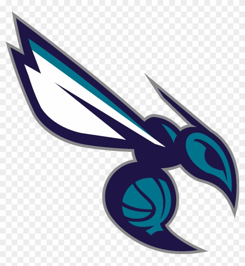 Old Logo Charlotte Bobcats Charlotte Hornets Logo Free