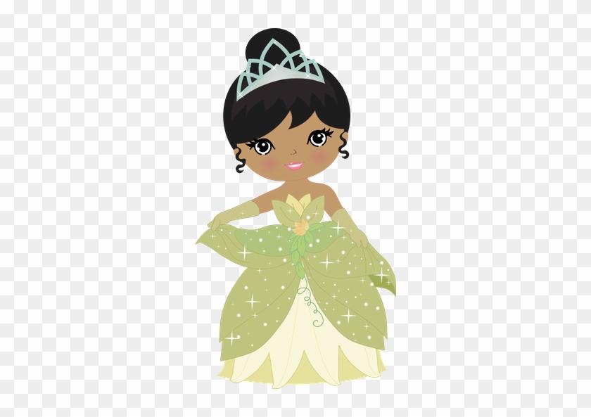 A Princesa E O Sapo - Desenho De Princesa Negra #864969