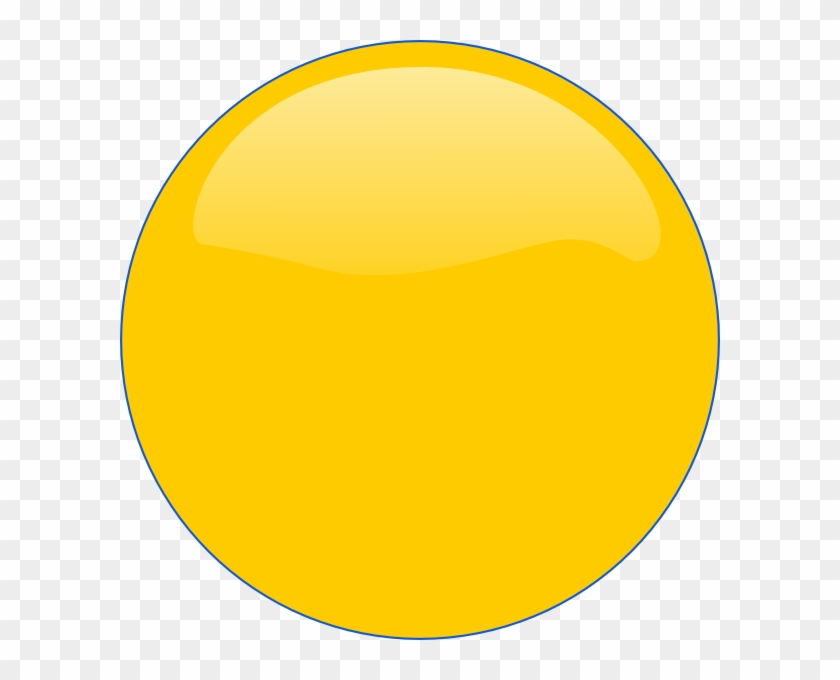Gold Button Svg Clip Arts 600 X 600 Px - Gold Button Png Vector #865024