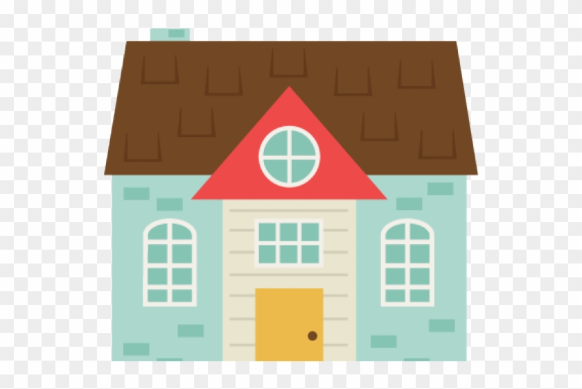 Nice House Cliparts - Cute House Clipart Png #865332