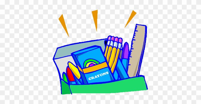 School Supplies #865400