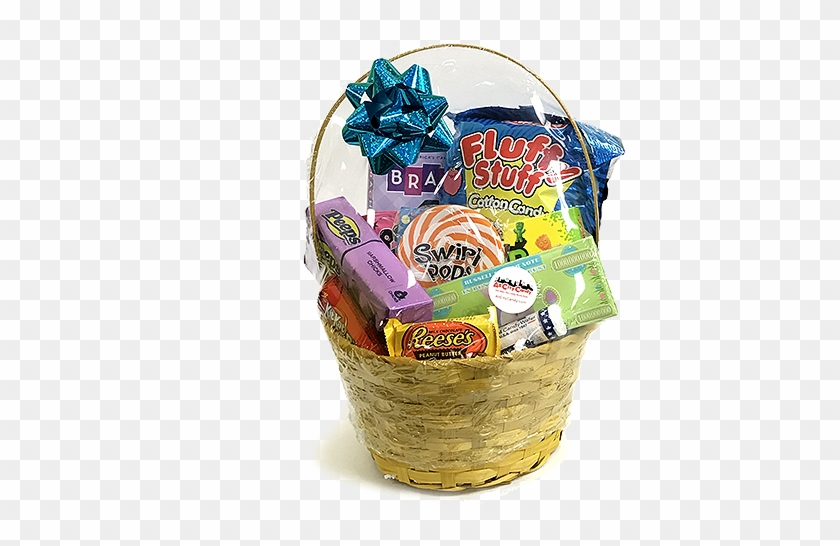 Custom Easter Basket For Fresh Candy And Great Service, - Mishloach Manot #865490