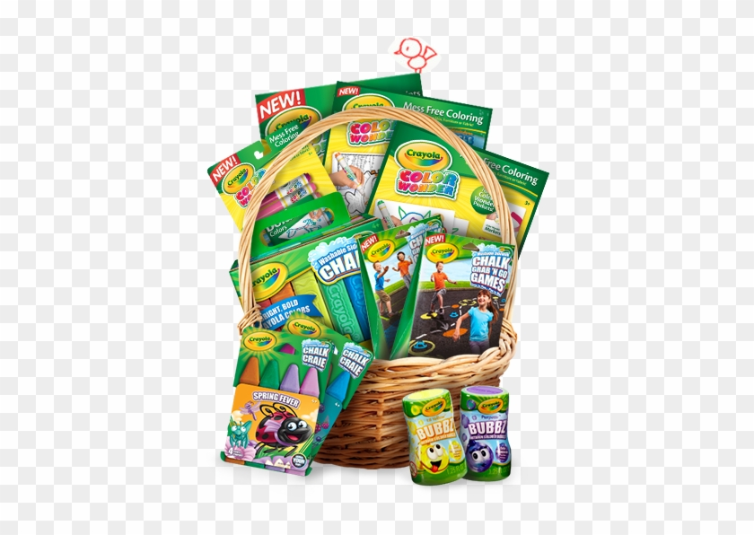 {giveaway} Crayola Candy-free Easter Variety Pack Marvelous - Crayola Cray24ct Sidewalk Chalk #865496