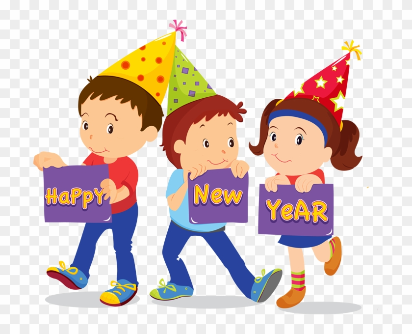 happy new year clipart school new year kids clipart 865669