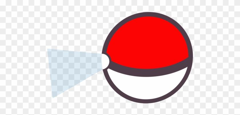 pokemon poke ball light game go icon circle free transparent