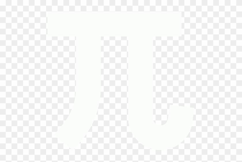 Pi White Icon #866284