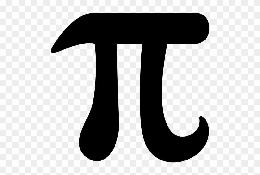 Pi Mathematical Constant Symbol Free Icon - Mathematic Icon Png #866289