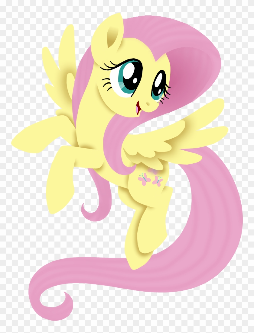 Fluttershy - Fluttershy From My Little Pony The Movie #867100