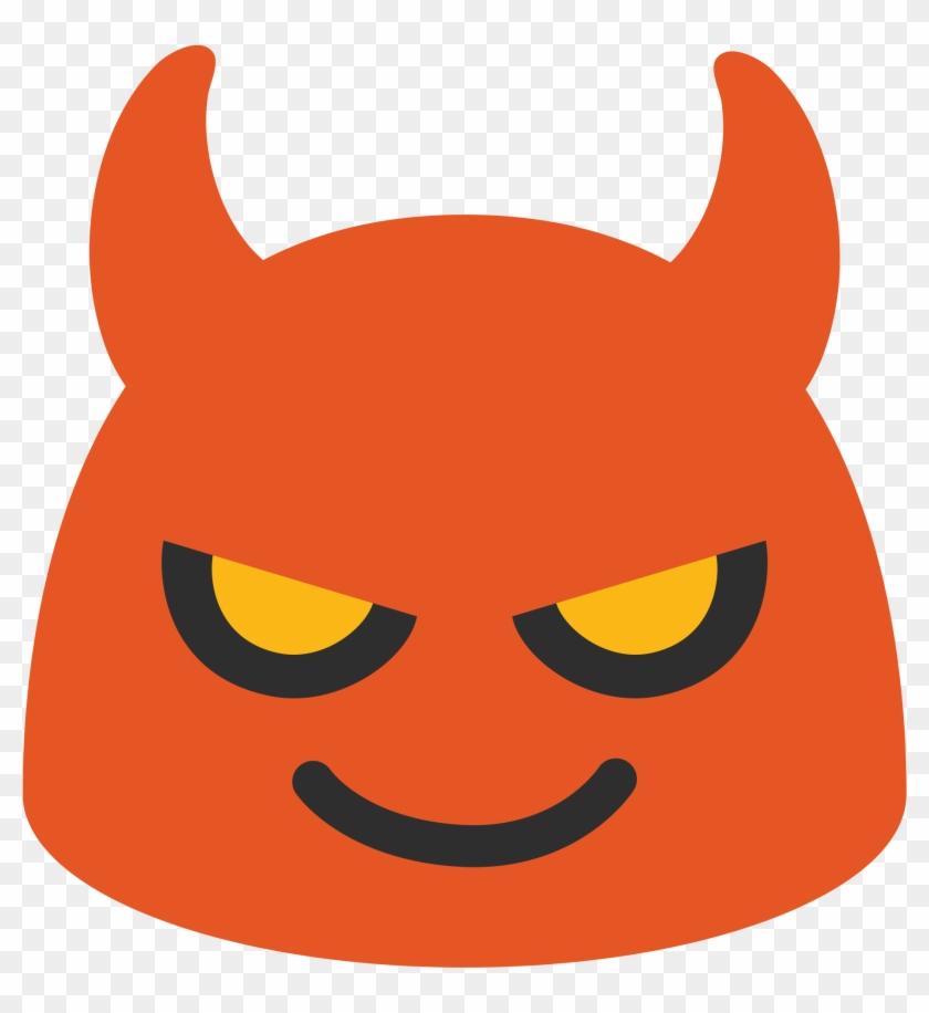 Open Lollipop Emoji Angry Devil Face Emoji Free Transparent Png