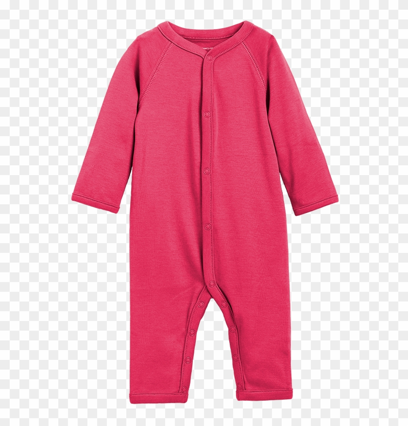 Child Wearing The Clearance Snap Romper In Baby Size - Romper Suit #867709