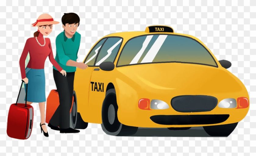 Choose From A Range Of Categories And Prices - Clip Art Hire A Taxi #867884
