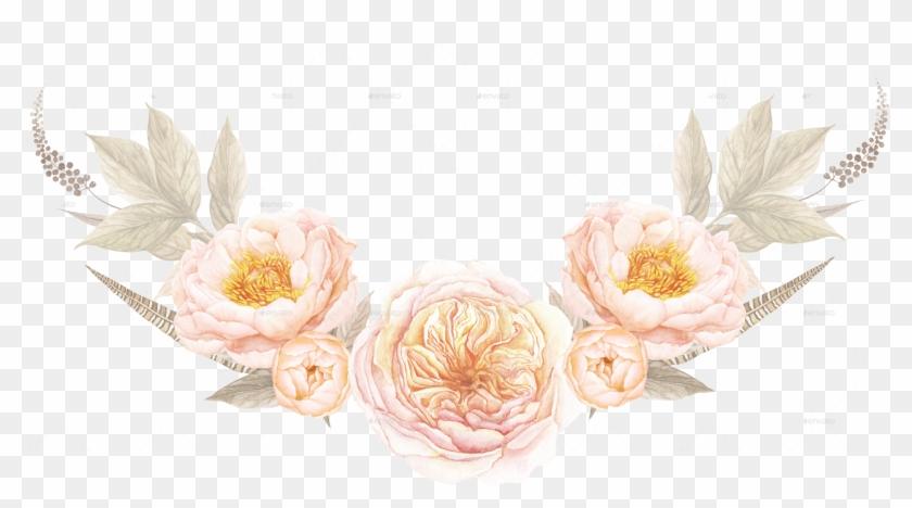 Haji Murat Homestay Flower Floral Design Wedding Invitation