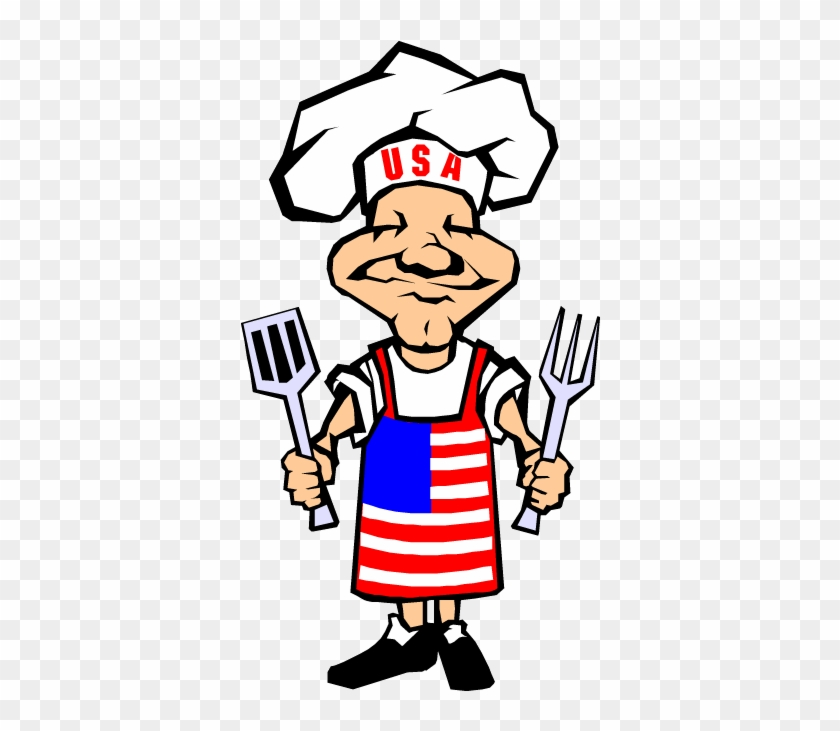 Valentines Day Bbq Clipart - 4th Of July Bbq Clip Art #868386
