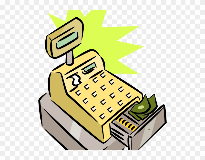 Know Your Taxes - Cash Register Clipart #868722
