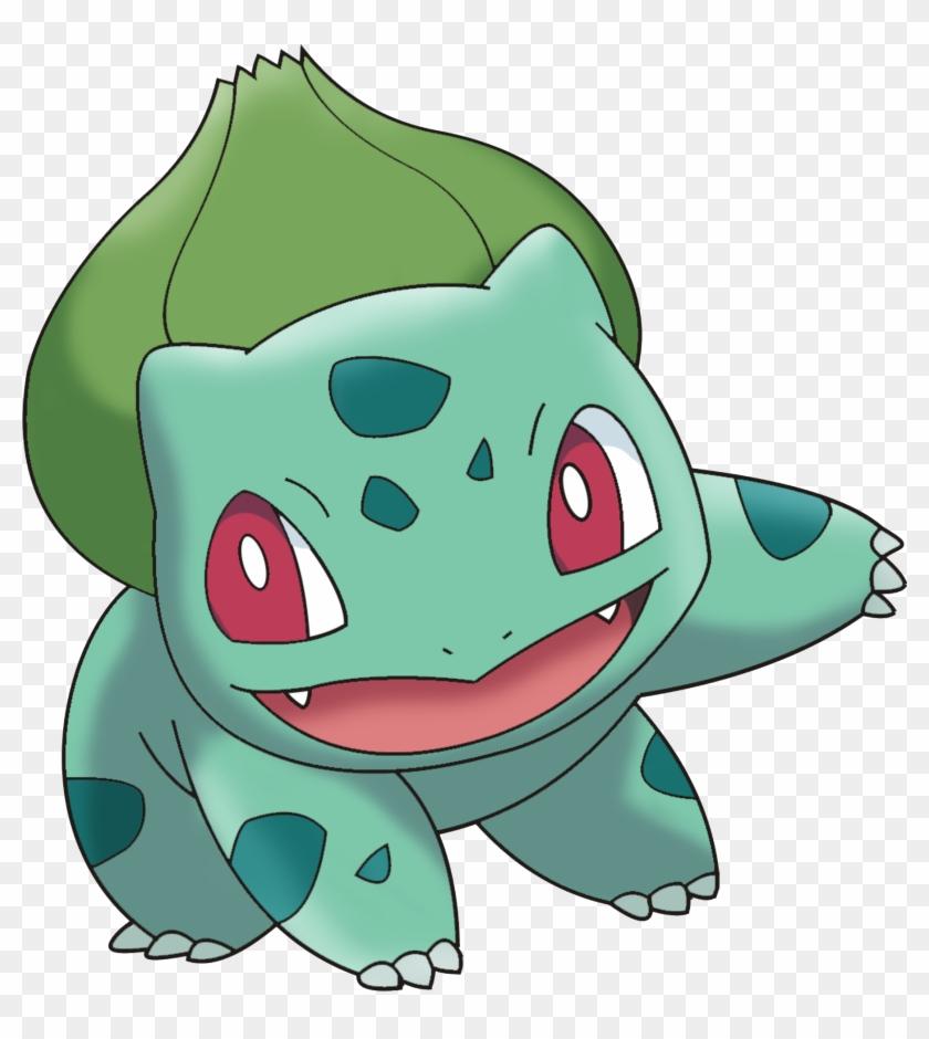 Download Pokemon Bulbasaur Png Free Transparent Png Clipart