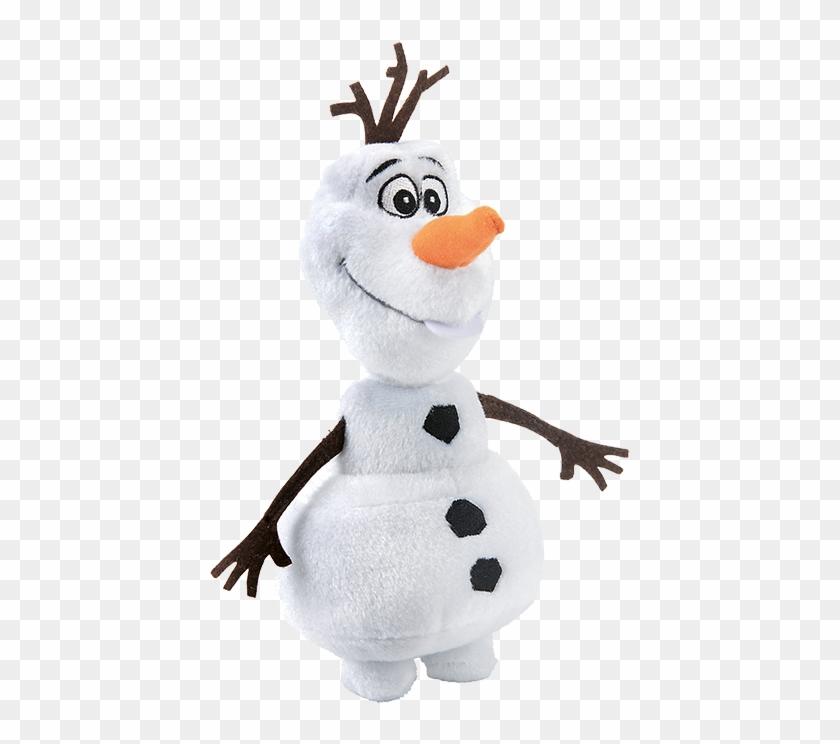 Data/6315873197-001 - Frozen: Olaf - Plush Figure #869901