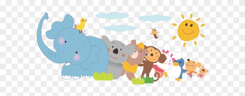 Baby Animal Clipart Cartoon Baby Animals Cartoon Clipart Free Transparent Png Clipart Images Download