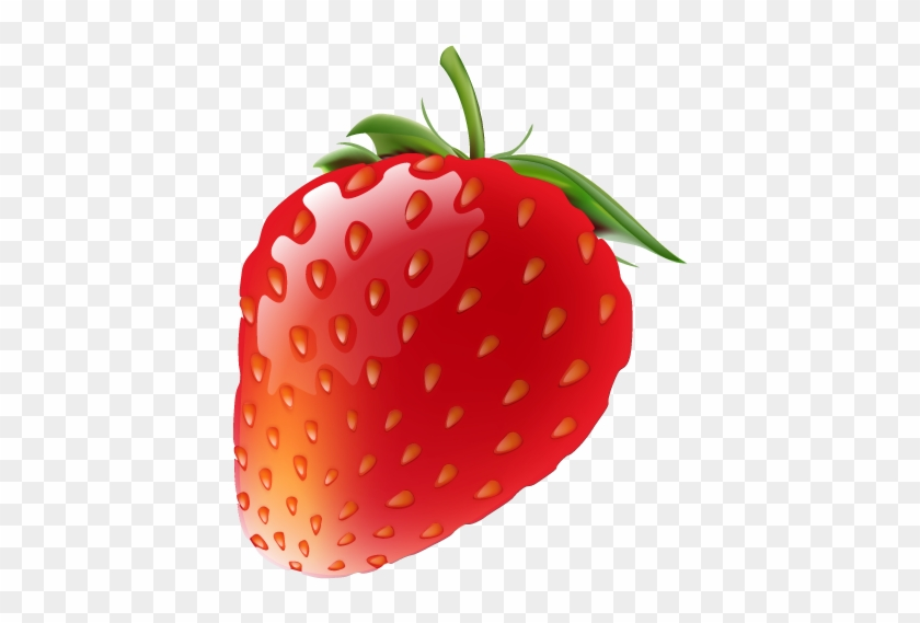 Strawberry Png Image - Strawberry Fruit Icon #870477