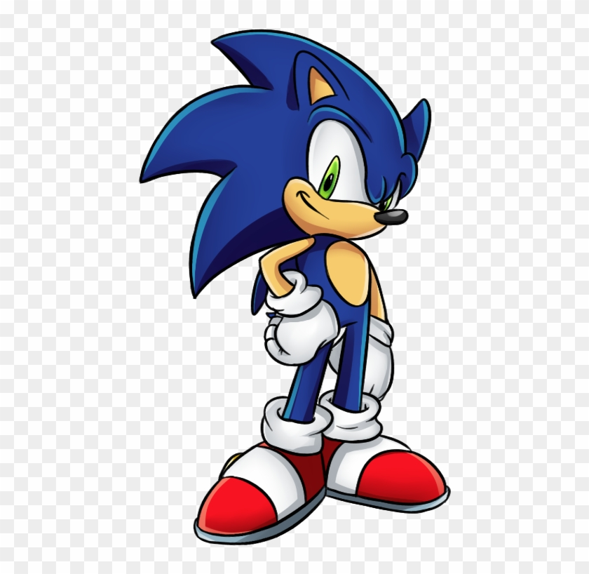 Sonic The Hedgehog Running Animation Doppeganger Maxwell Free Transparent Png Clipart Images Download
