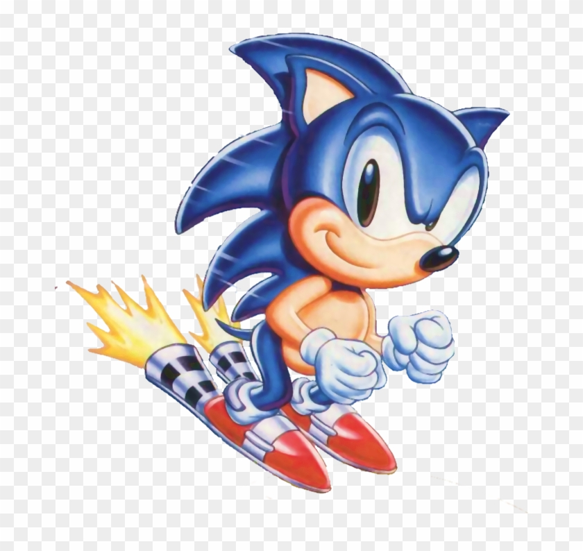 Sonic Is The Fastest Thing Alive In Death Battle By Sonic The Hedgehog Free Transparent Png Clipart Images Download