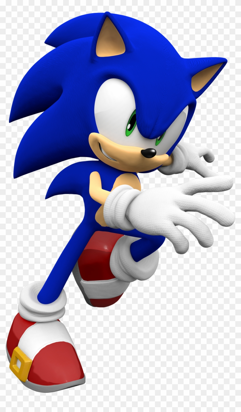 Sonic Runners Sonic The Hedgehog Sonic Unleashed Sonic Sonic Pose On Deviantart Free Transparent Png Clipart Images Download