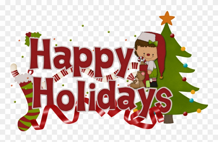 Image result for HAPPY HOLIDAY CLIP ART