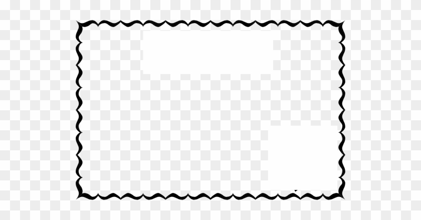 Squiggly Line Border Design For Certificate Free Transparent Png