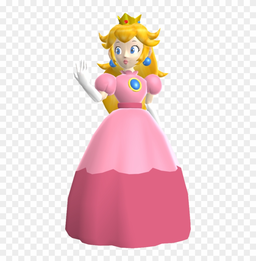 Image Mario Kart 64 Princess Peach Free Transparent Png