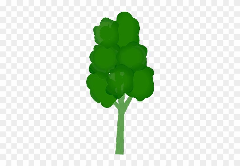 Subway - Tall Tree Clipart #871701