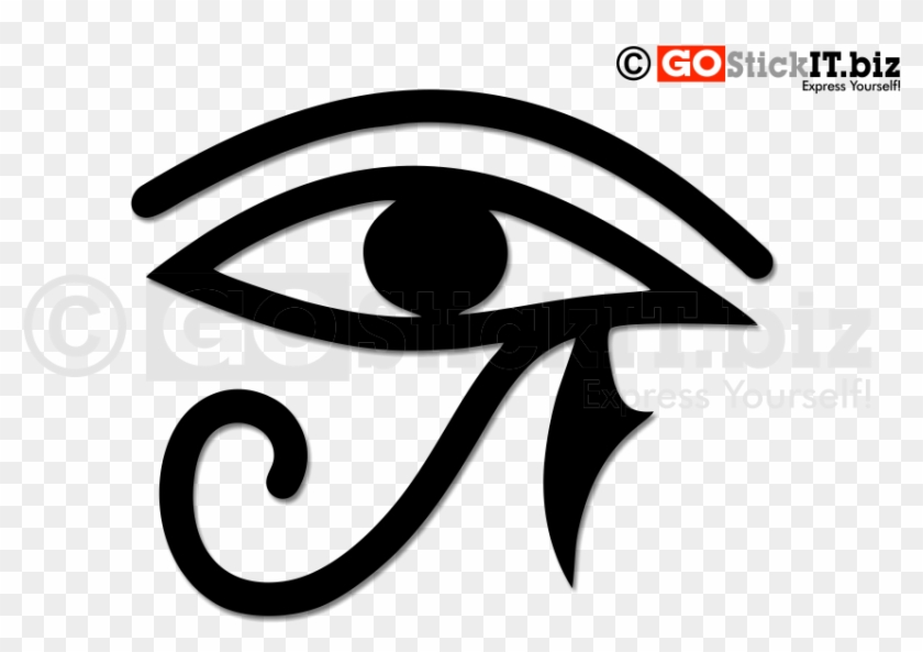 The Eye Of Horus Meaning Egyptian Eye Symbol Free Transparent