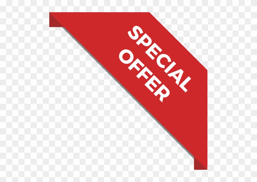 Special Offer Banner Png #872939