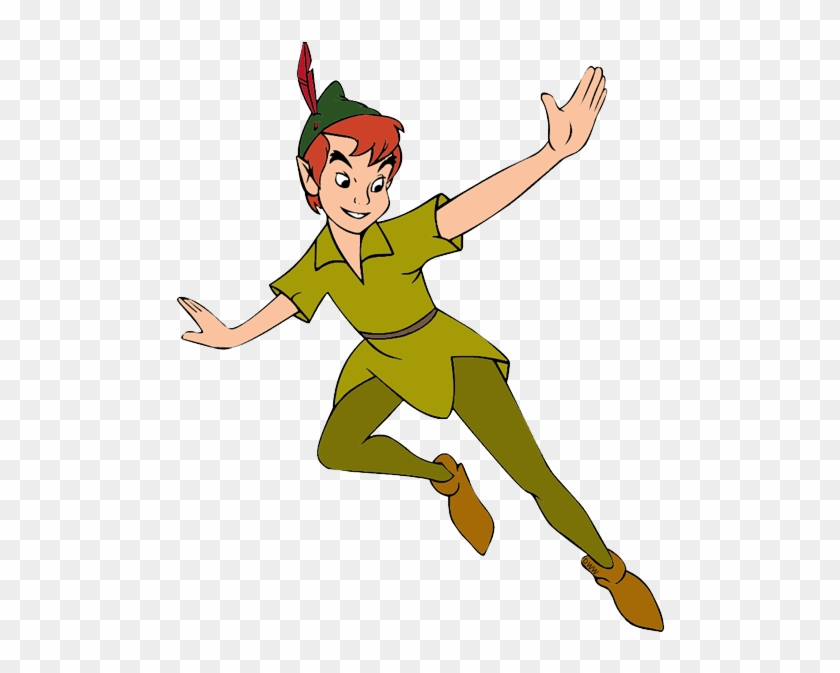 Never Grow Up Peter Pan Free Transparent Png Clipart Images Download